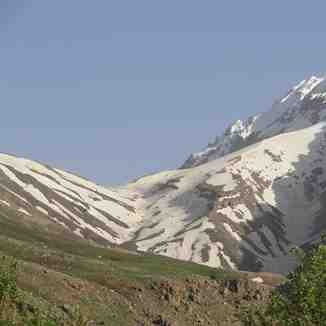mount koljonon oshtorankoh, Mount Damavand