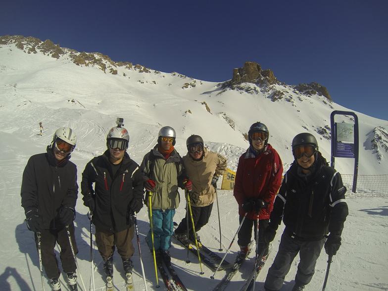 Advance Ski Last day, Las Leñas