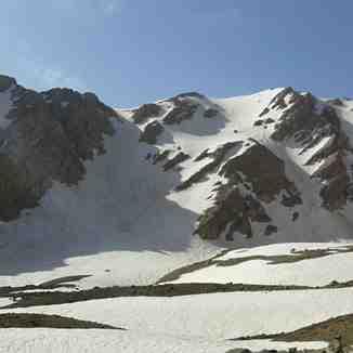 mount semberan -chal kabod, Mount Damavand