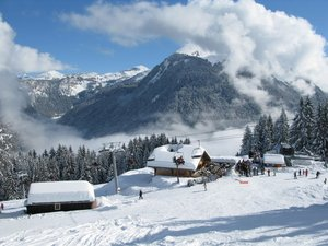 Morzine Snow photo