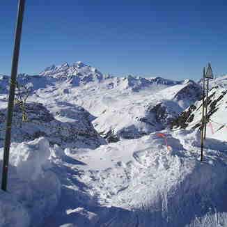 Grande Motte Glacier, Val d'Isere