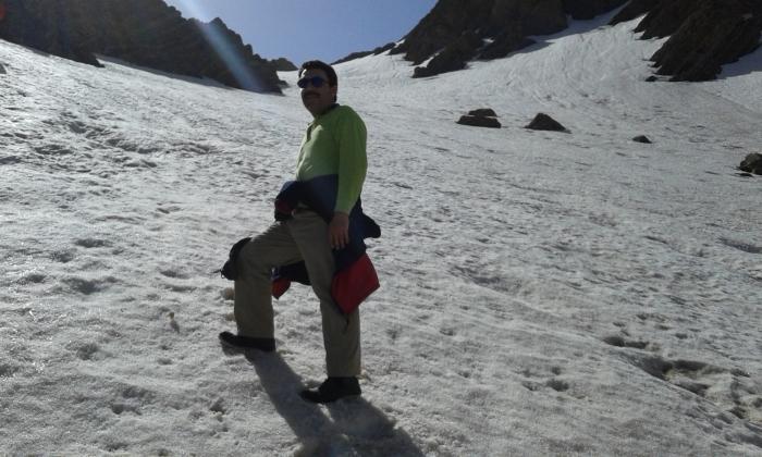 mount senboran, Mount Damavand