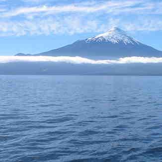 VOLCAN OSORNO DESDE RIO PESCADO, Volcán Osorno