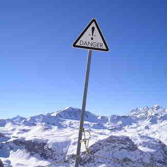 Faites attention, svp!, Val d'Isere