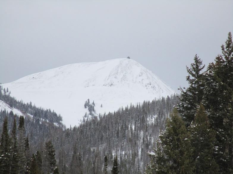 Hahns Peak, Steamboat