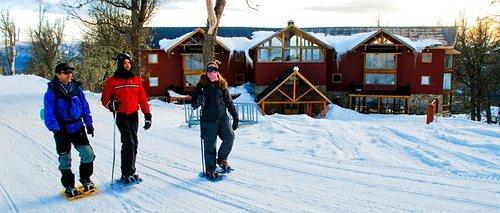 Las Pendientes Ski Resort by: Terra Alta - Hotel de Montaña -