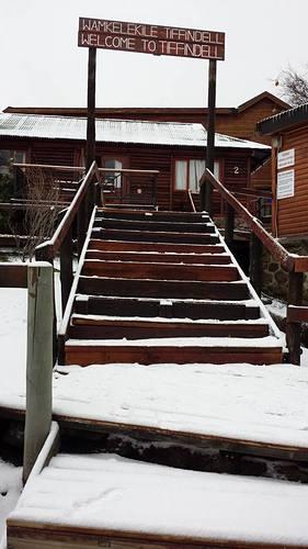 Tiffindell Ski Resort by: Lew Campbell