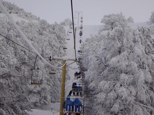 Cerro Mirador Ski Resort by: Enrique Garín