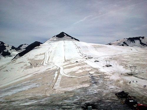Passo Dello Stelvio Stilfserjoch Ski Resort by: Stefano Maida