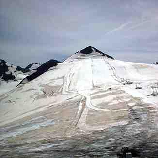 Stelvio glacier, Passo Dello Stelvio Stilfserjoch