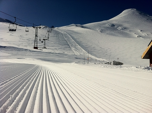 Volcán Osorno Ski Resort by: Carlos del Campo