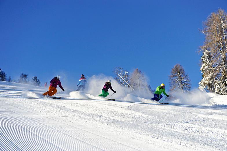 Ski Resort Carezza