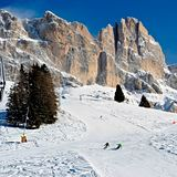 Ski Resort Carezza