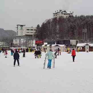 Yongpyong Base, PyeongChang-Yongpyong