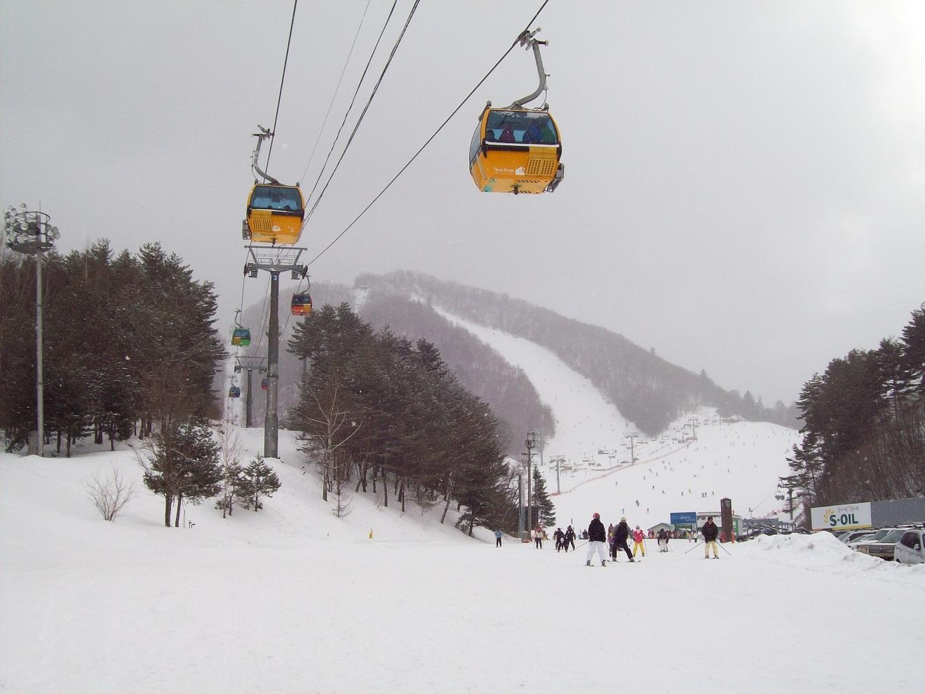 Rainbow Gondora, PyeongChang-Yongpyong