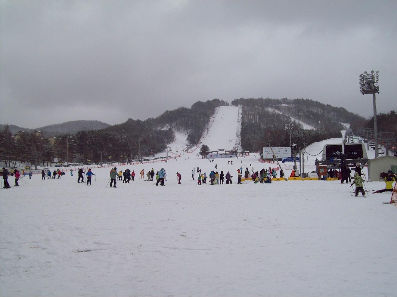 Red Course, PyeongChang-Yongpyong