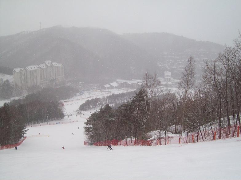 Blue Course, PyeongChang-Yongpyong