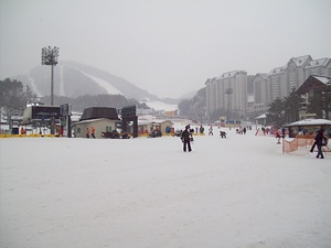 Yongpyong Base Area, PyeongChang-Yongpyong photo