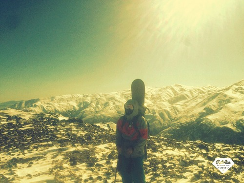 Chapa Verde Ski Resort by: nelson.riveros@live.com
