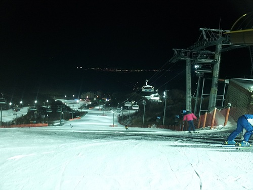 Konjiam Resort Ski Resort by: Byung Chun, Moon