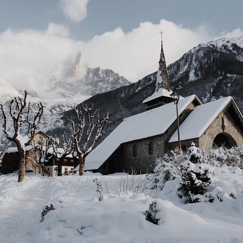 New Year in Chamonix