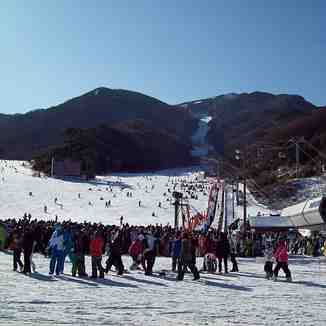 Muju Resort, Muju Deogyusan Resort