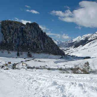 Grand Tourmalet-Bareges/La Mongie