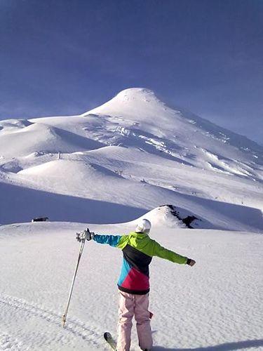 Volcán Osorno Ski Resort by: Santiago Vidal H T