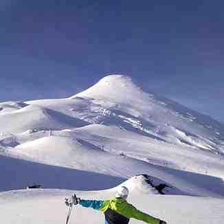 Valle, Volcán Osorno