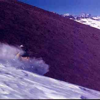 La Lengua 3.900m La Parva Chile