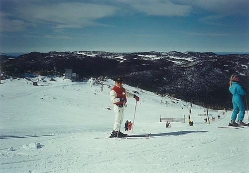 Thredbo Ski Resort by: Byung Chun,Moon