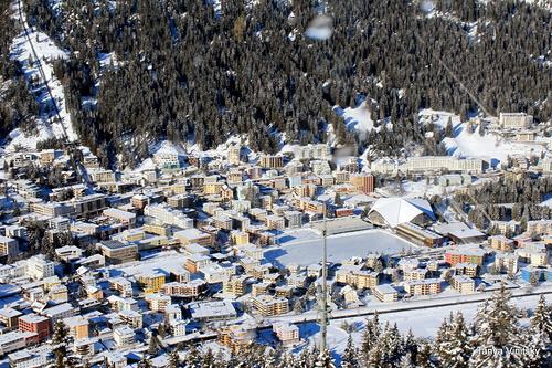 Davos Ski Resort by: Vinitsky Tatiana