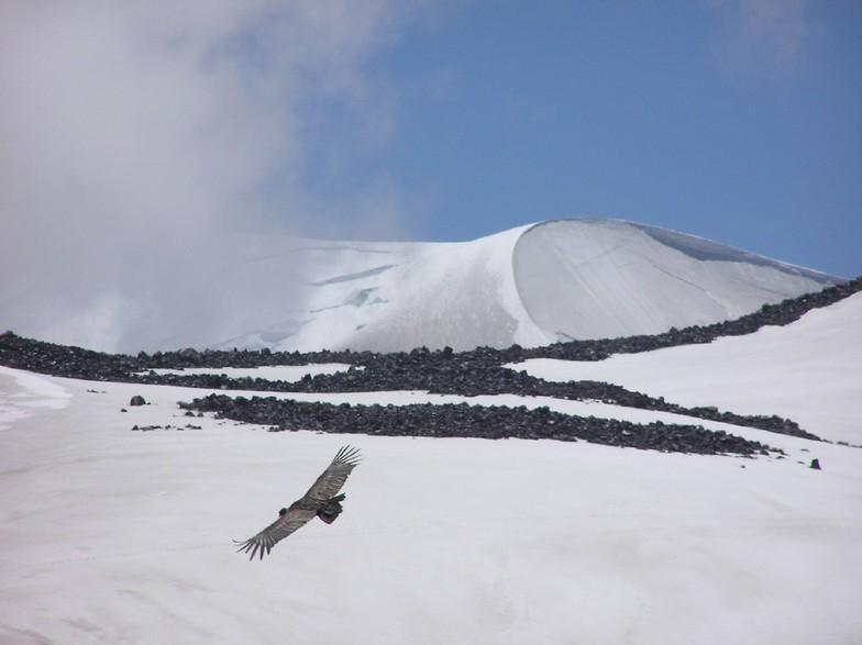 La Parva snow