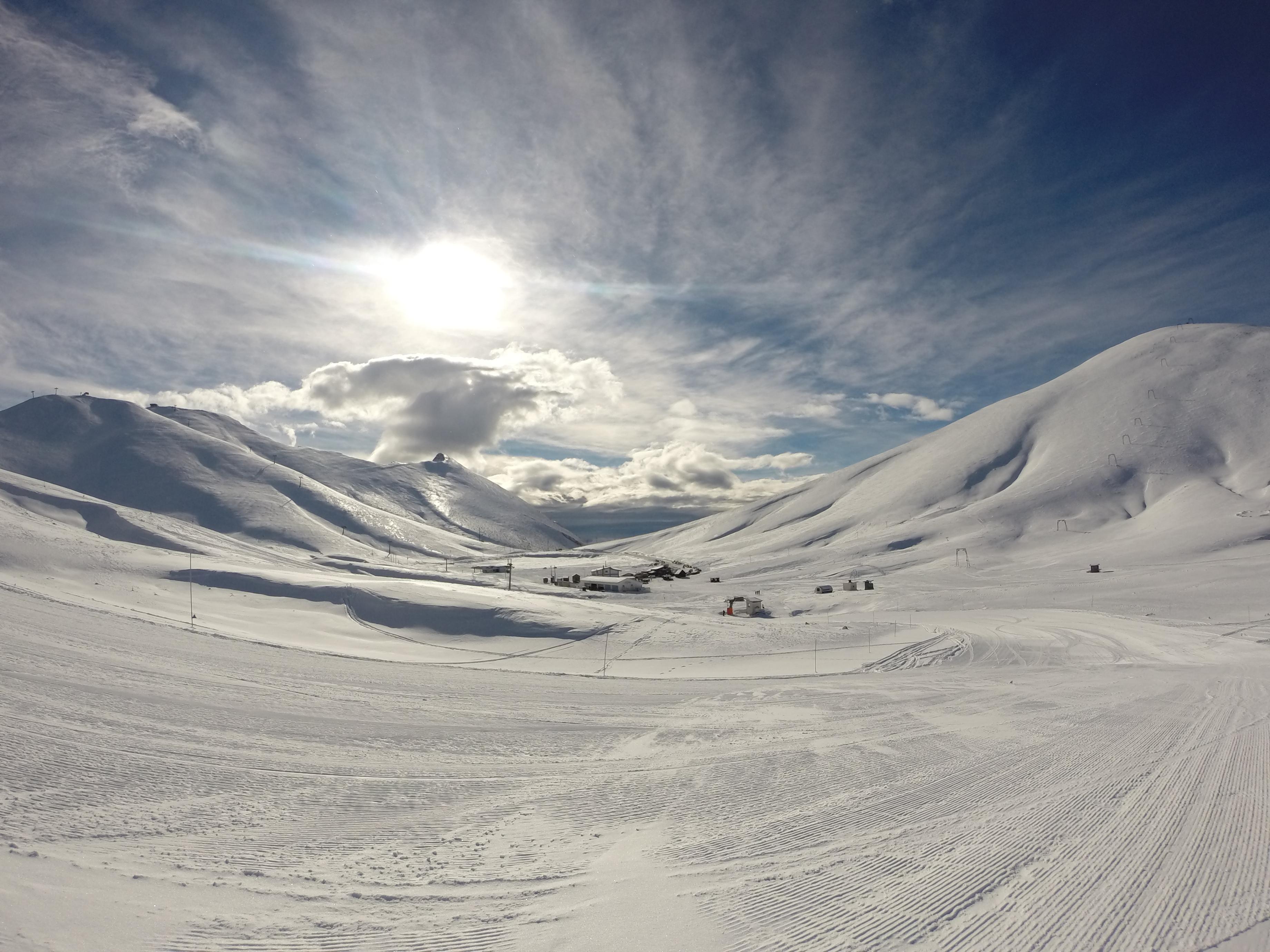 Falakro 3 day of the year 2015, Falakro Ski Resort