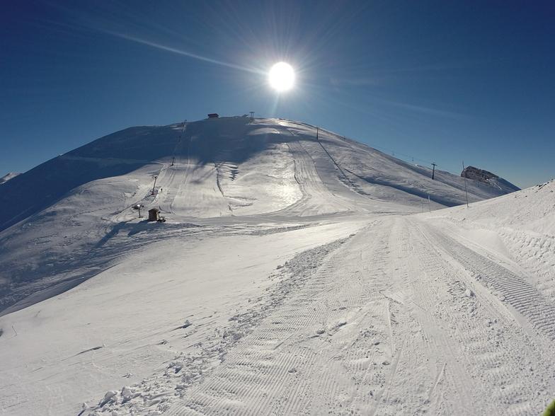 Falakro 2 day of the year 2015, Falakro Ski Resort