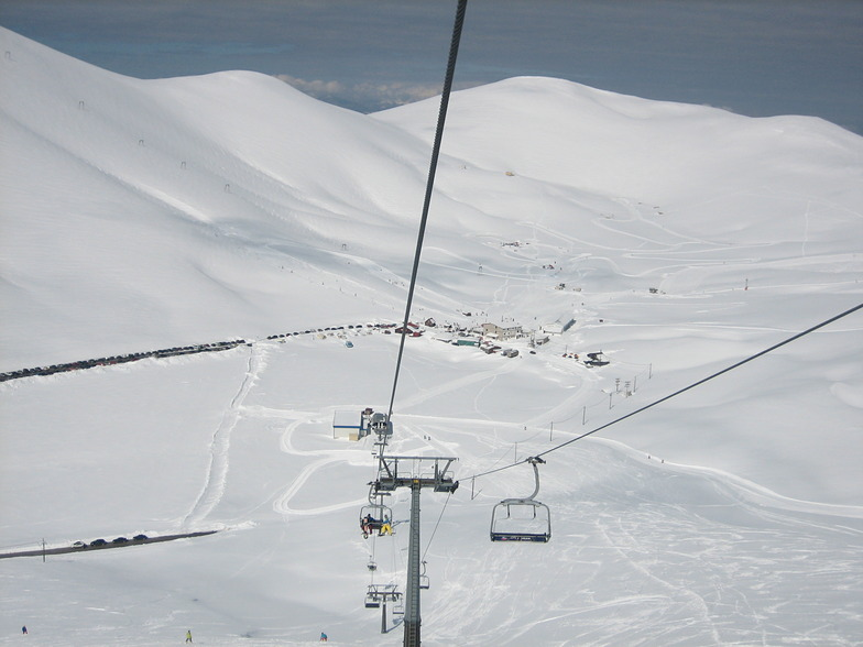 Powder Day from Falakro 15 march 2015, Falakro Ski Resort