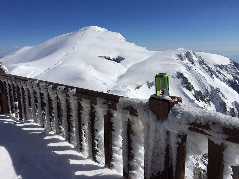 Falakro xionotripa chalet 2110m 13 february 2015, Falakro Ski Resort