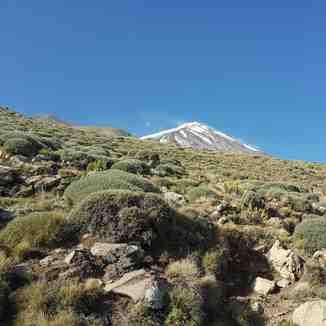 دماوند از ضلع شمال شرقی, Mount Damavand