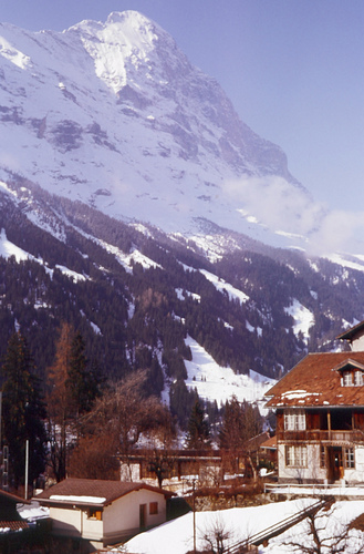 Grindelwald Ski Resort by: Byung Chun,Moon