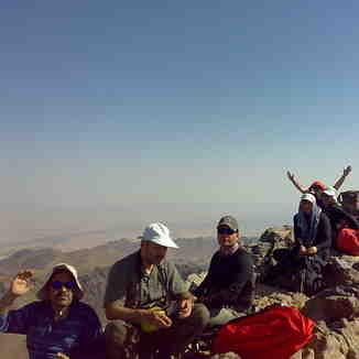 قله صخره ای قزل ارسلان همدان, Mount Damavand