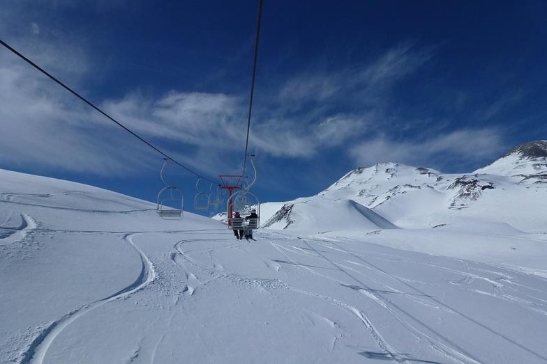 Andarivel Mirador, Nevados de Chillan