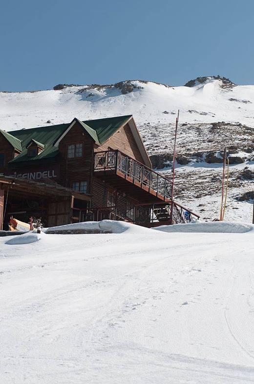 Snow Covered Ben Macdhui, Tiffindell