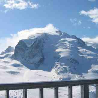 Dufourspitze (4634m)