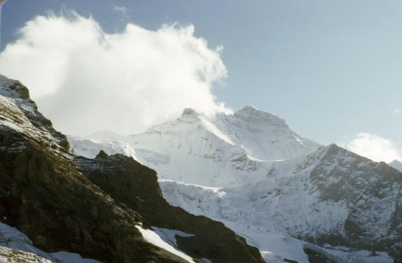 Jungfurau, Grindelwald