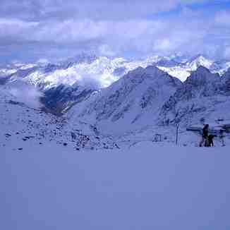 Stubai Glacier Oct 04.