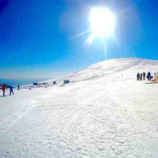 Kaimaktsalan base Meterizi slope, Mt Voras Kaimaktsalan