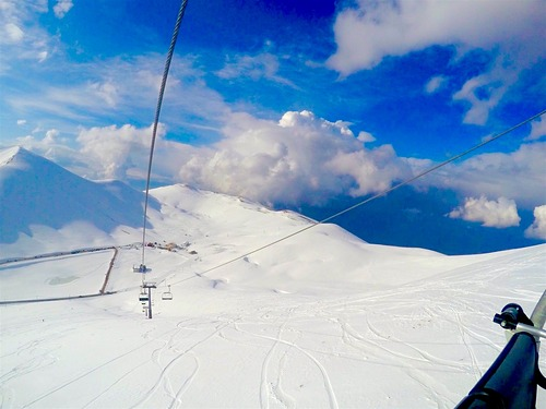 Falakro Ski Resort Ski Resort by: alexx_vls