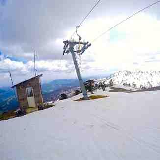 Spring skiing, Vasilitsa