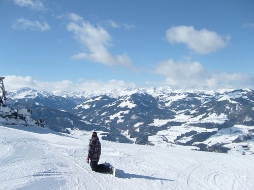 Hopfgarten Ski Resort by: Adrian Pitt