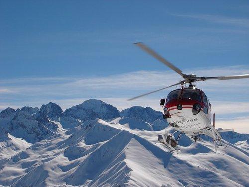 Turkey Heliski-Ayder Ski Resort by: ayder ismail durmuş rehber